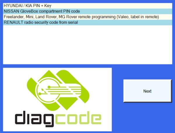 2018 07 12 11 11 46 600x456 - Diagcode PIN-генератор кода для KIA / Hyundai / Nissan