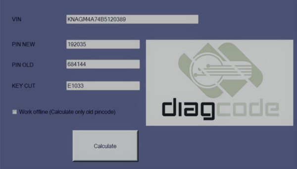 2018 07 12 11 12 37 600x341 - Diagcode PIN-генератор кода для KIA / Hyundai / Nissan
