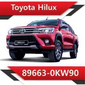 89663 0KW90 300x300 - Toyota Hilux Surf 89663-0KW90 E2