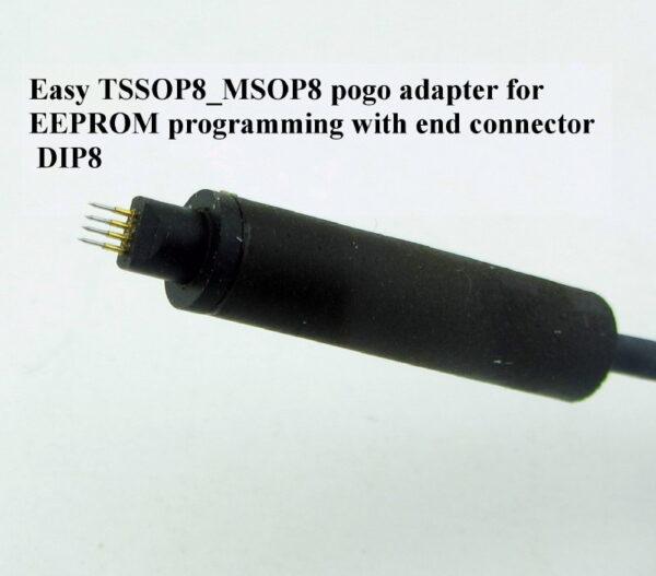 EZ 0008 600x527 - Упрощенный щуп для TSSOP8_MSOP8