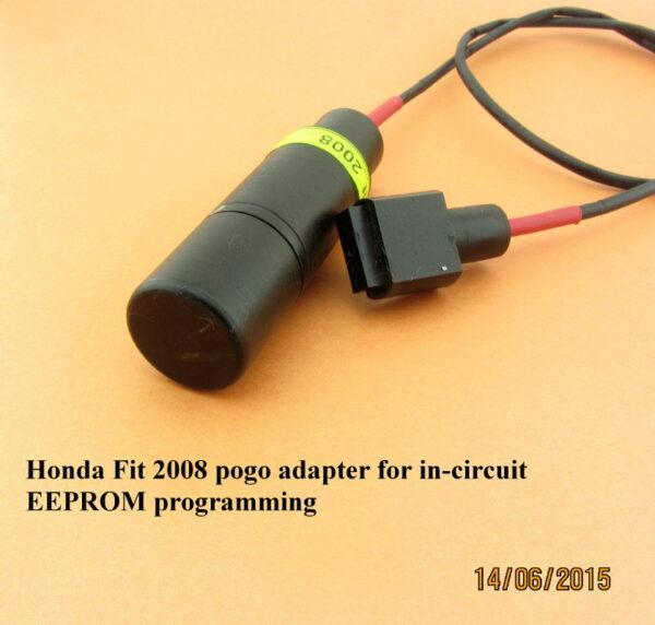 FIT 0005 600x572 - Щуп для Honda Fit 2008 г. и далее
