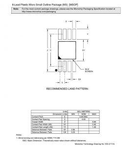 Pattern MSSOP8 282x300 - Щуп MSOP-8_035 Вариант с автономной подсветкой