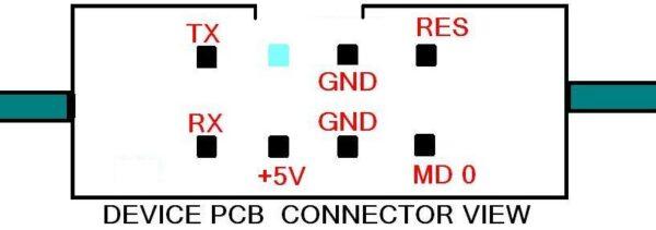 RENESAS LIGHT connector 1 600x211 - TOYOTA - LEXUS  ECU FLASHER