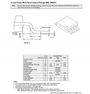 Size MSSOP8 p2 288x300 - Щуп MSOP-8_035 Вариант с автономной подсветкой