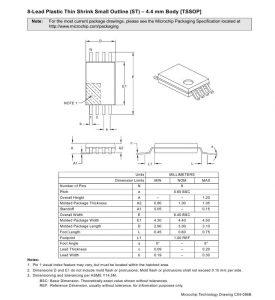 Size TSSOP8 275x300 - Щуп TSSOP-8_035 с автономной подсветкой.