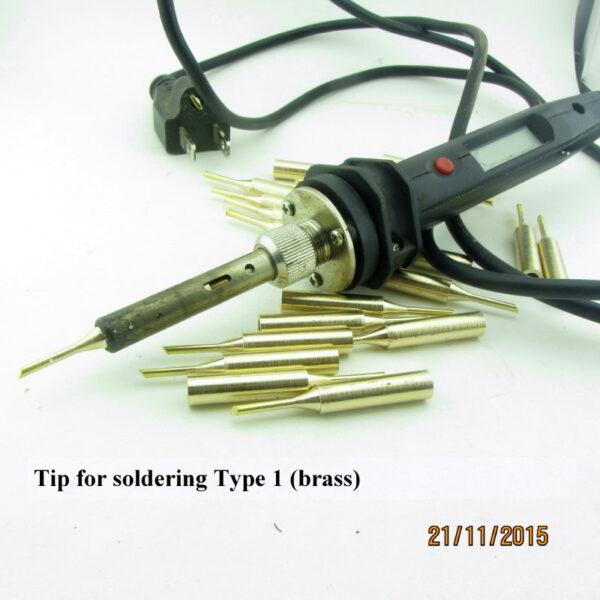 Tip 0001 600x600 - Сменное жало для паяльных станций типа