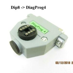 Dip8 DiagProg4 1 300x300 - Переходник Dip8 DiagProg4