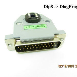 Dip8 DiagProg4 2 300x300 - Переходник Dip8 DiagProg4