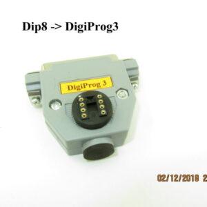 Dip8 DigiProg3 1 300x300 - Переходник Dip8 DigiProg3