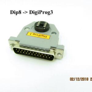 Dip8 DigiProg3 2 300x300 - Переходник Dip8 DigiProg3