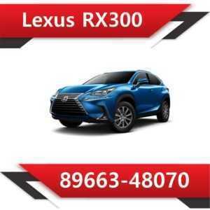 89663 48070 300x300 - Lexus RX300 3.0 V6 89663-48070 Stock
