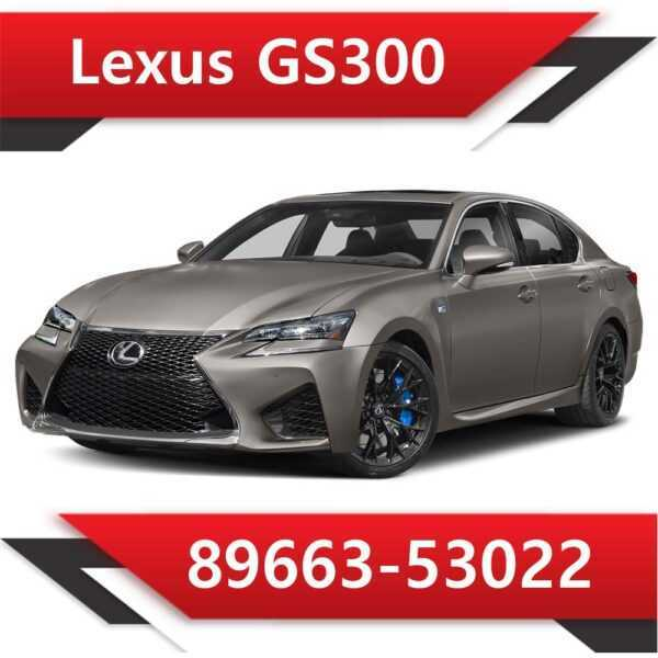 89663 53022 600x600 - Lexus IS300 3.0 89663-53013 E2