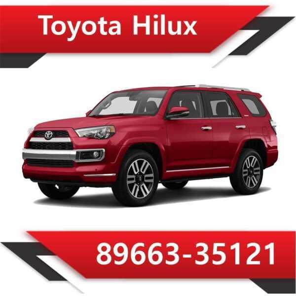 89663 35121 600x600 - Toyota 4Runner 89663-35131 Tun Stage1 E2 SAP EVAP