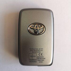 IMG 20200129 112834 300x300 - Ключ Smart key Toyota Land Cruiser Prado   (B74EA)