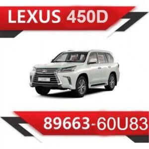 89663 60U83 300x300 - Lexus 450d V8 TDI Denso 89663-60U83 Tun Stage2 DPF OFF