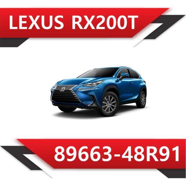 LekusRX200t 600x600 - Lexus RX200 T 89663-48R91 TUN STAGE 2 E2