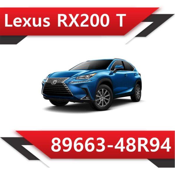 LekusRX200t 94 600x600 - Lexus RX200 T 89663-48R94 STOCK