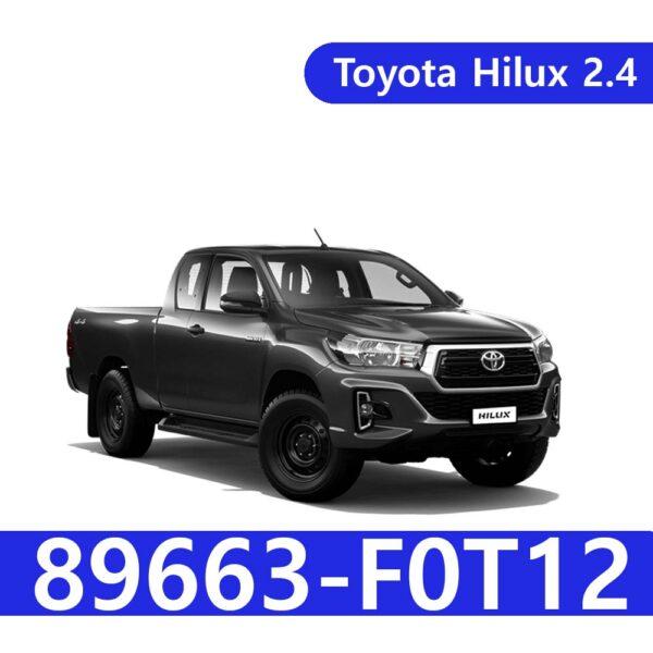 Toyota Hilux 2 f0t12 600x600 - Toyota Hilux 2.4 89663-F0T12 EGR DPF OFF