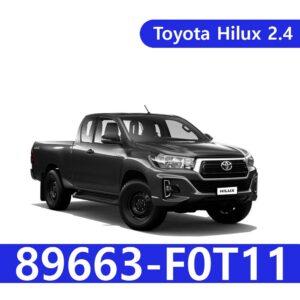 Toyota Hilux 300x300 - Toyota Hilux 2.4 89663-F0T11 DPF OFF