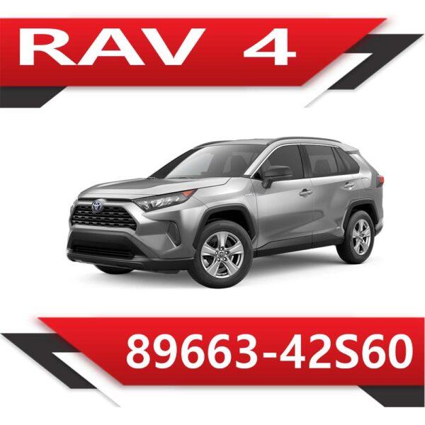 rav4 600x600 - Toyota Rav 4 89663-42S60 Stock