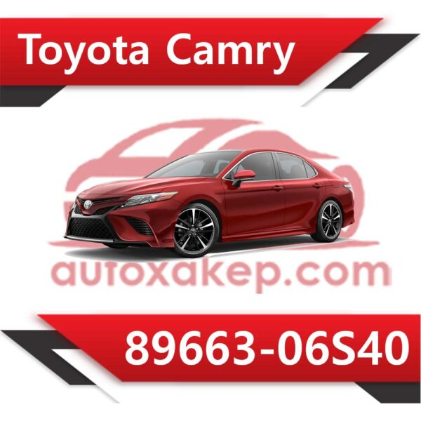 Camry 600x600 - Toyota Camry V70 3.5 89663-06S40 TUN STAGE2 E2