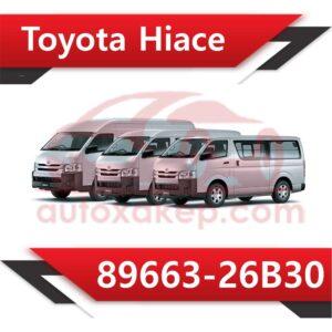 HIACE 300x300 - Toyota Hiace 89663-26B30 STOCK