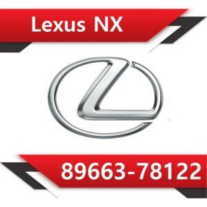 LekusNX 300x300 - Lexus NX  2.0T Denso 89663-78122 E2