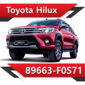f0s71 300x300 - Toyota Hilux 89663-F0S71 TUN STAGE1
