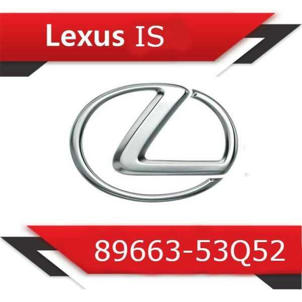 78124 600x600 2 - Lexus IS300 89663-53Q52 Tun Stage2