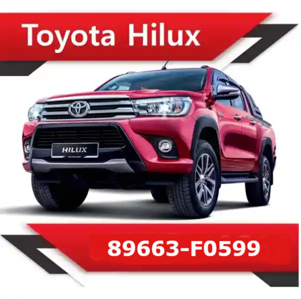 89663 F0599 e1591170509178 600x595 - Toyota Hilux 89663-F0599 EGR DPF off