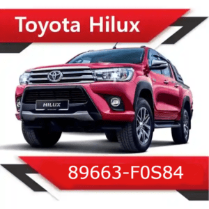 89663 F0S84 e1591414781530 300x300 - Toyota Hilux 89663-F0S84 EGR DPF off