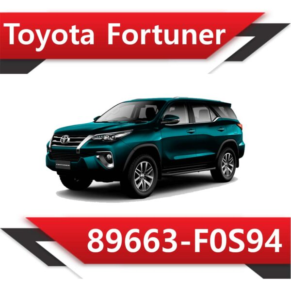 f0s94 600x600 - Toyota FORTUNER 89663-F0S94 STOCK