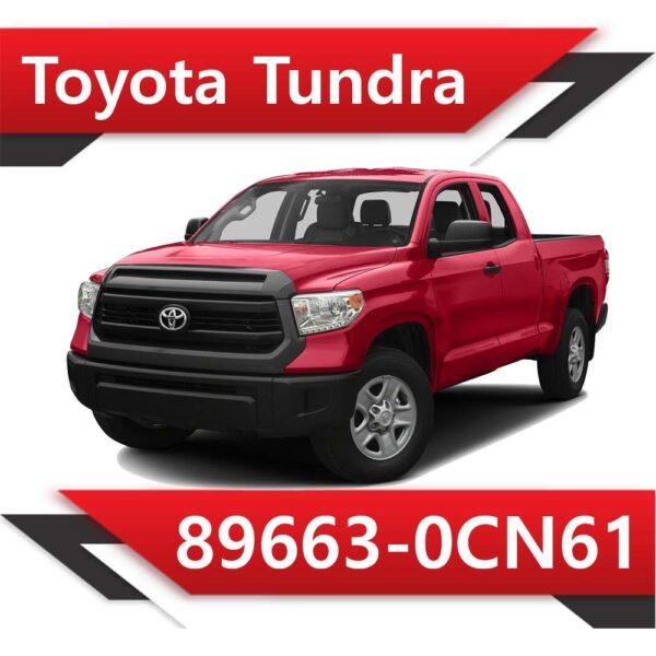 0CN61 600x600 - Toyota Tundra 89663-0CN61 E2 SAP EVAP