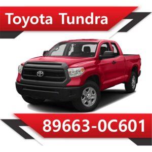 0c601 300x300 - Toyota Tundra 89663-0C601 E2