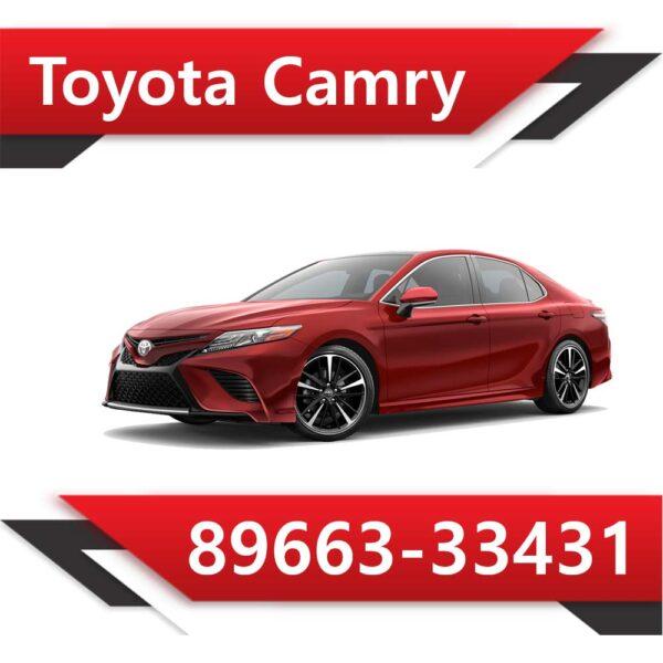 33431 600x600 - Toyota Camry ACV 30 89663-33431 TUN E2 EVAP