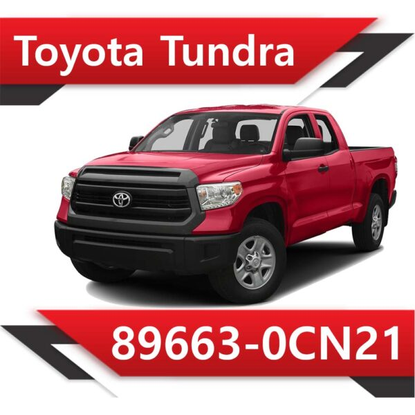 0cn21 600x600 - Toyota Tundra 89663-0CN21 E2 SAP EVAP