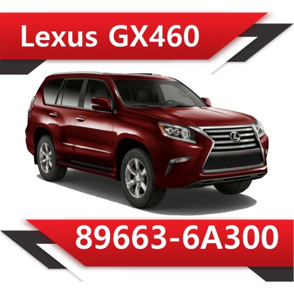 6a300 600x600 - Lexus GX460 89663-6A300 TUN STAGE1 E2