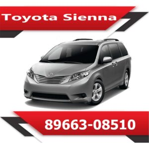 89663 08510 300x300 - Toyota Sienna 89663-08510 TUN Stage1 E2 SAP EVAP