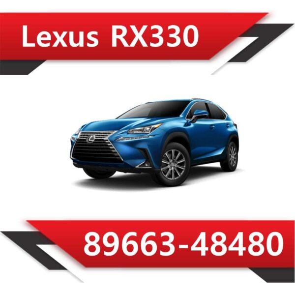 89663 48480 600x600 - Lexus RX330 89663-48480 TUN STAGE1 E2