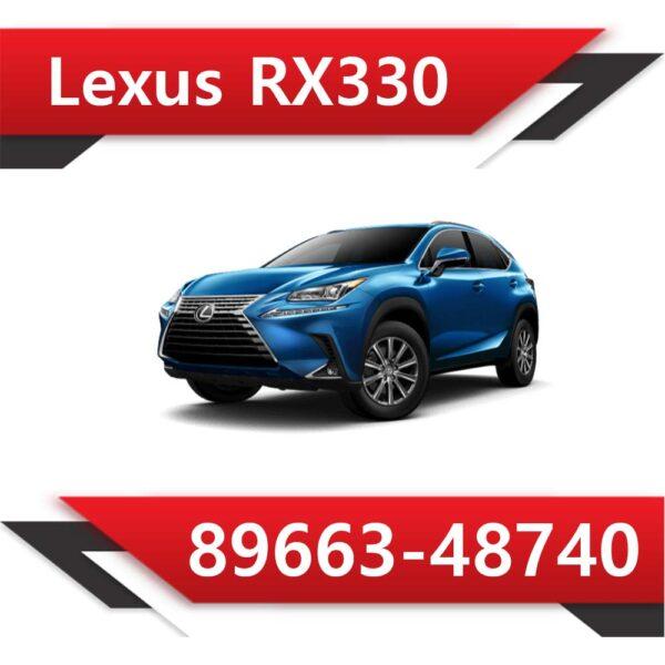 89663 48740 600x600 - Lexus RX330 89663-48740 TUN STAGE1 E2