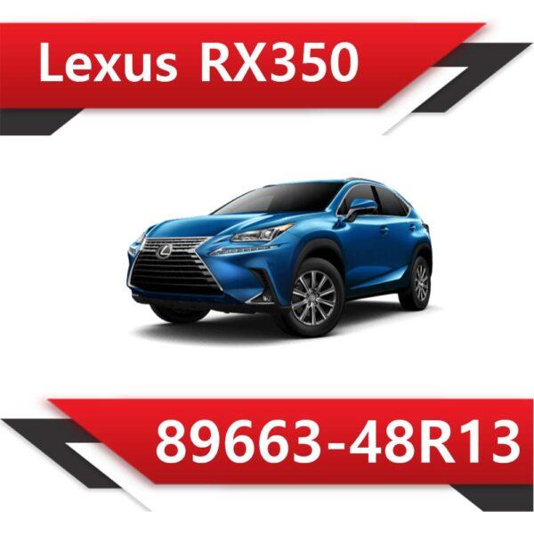 89663 48R13 600x600 - Lexus RX350 89663-48R13 TUN STAGE1 E2