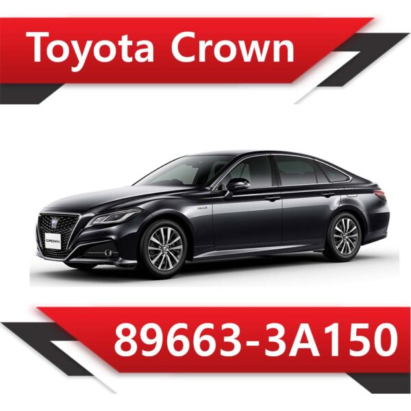 89663 3A150 600x600 - Toyota Crown 3.5 89663-3A150 Stock