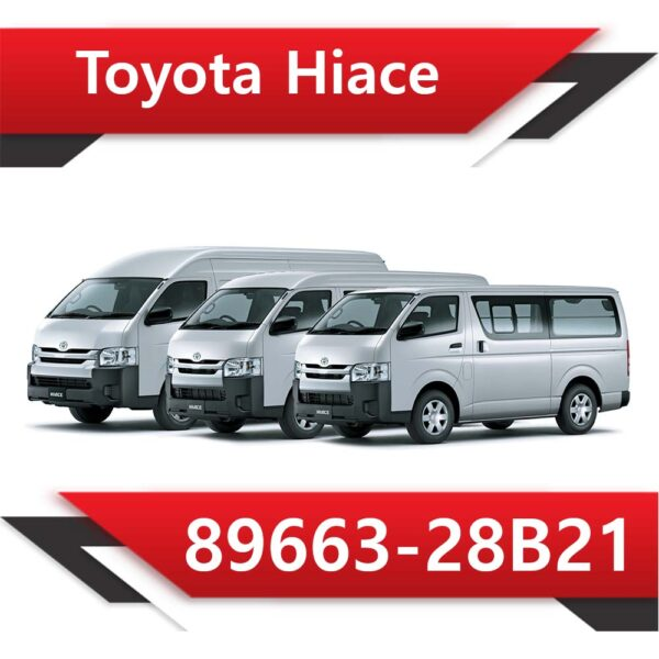 89663 26b21 600x600 - Toyota Hiace 89663-26B21 Stock