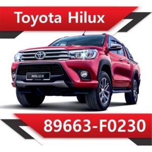 89663 F0230 1 300x300 - Toyota HILUX 2.8 TD 89663-F0230 TUN STAGE2