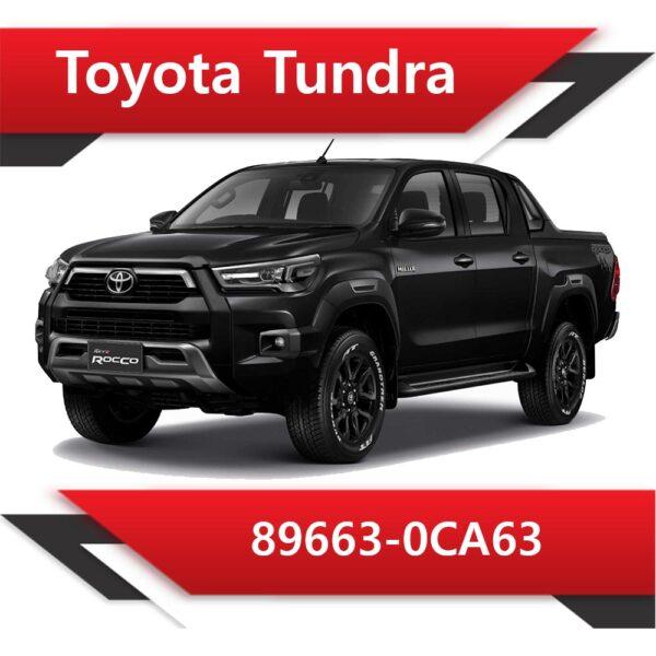 89663 0CA63 600x600 - Toyota Tundra 89663-0CA63 TUN Stage1