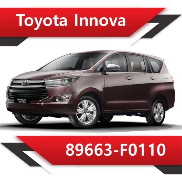 89663 F0110 600x600 - Toyota Innova 89663-F0110 EGR off