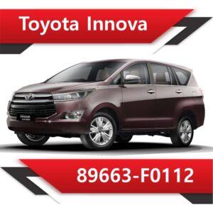89663 F0112 300x300 - Toyota Innova 89663-F0112 TUN Stage2 EGR off