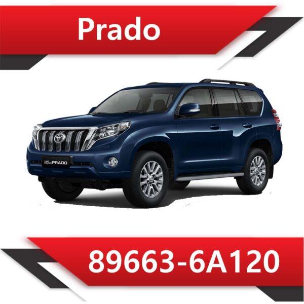 89663 6A120 600x600 - Toyota Prado 89663-6A120 Tun STAGE1