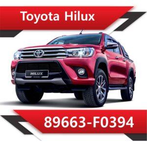 89663 F0394 300x300 - Toyota Hilux 89663-F0394 TUN Stage1
