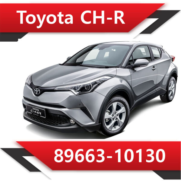 89663 10130 600x600 - Toyota CH-R 89663-10130  E2